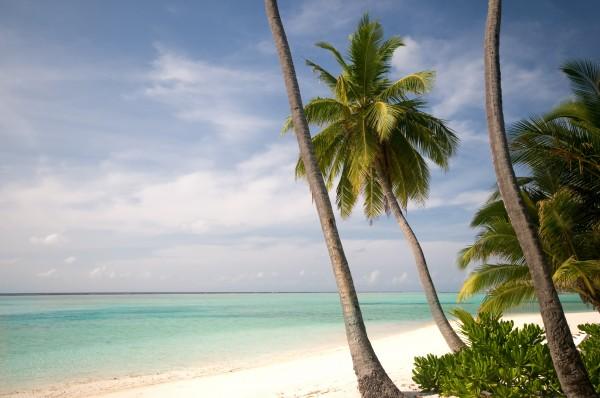 spiaggia solitaria