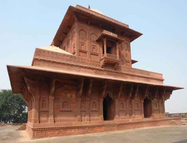 citta india stile di costruzione architettura