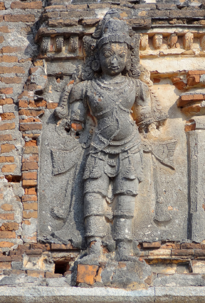 scultura india parte segmento