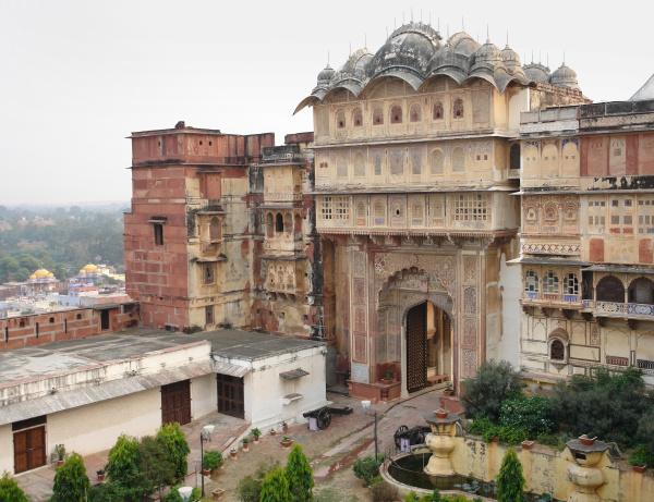 citta india palazzo