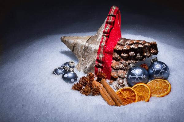 regalo deco neve stella regali di