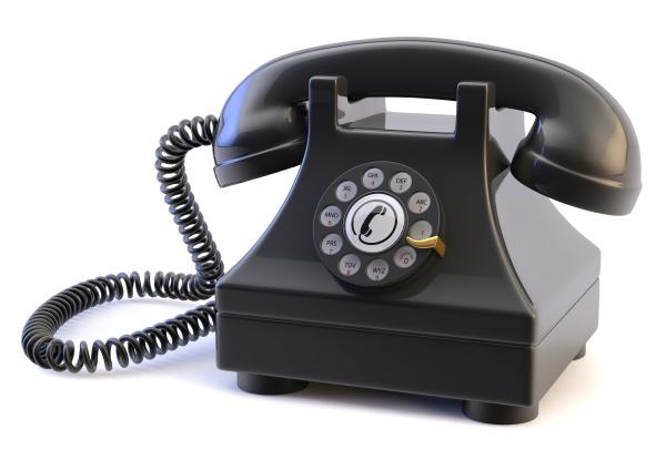 telefono rotante