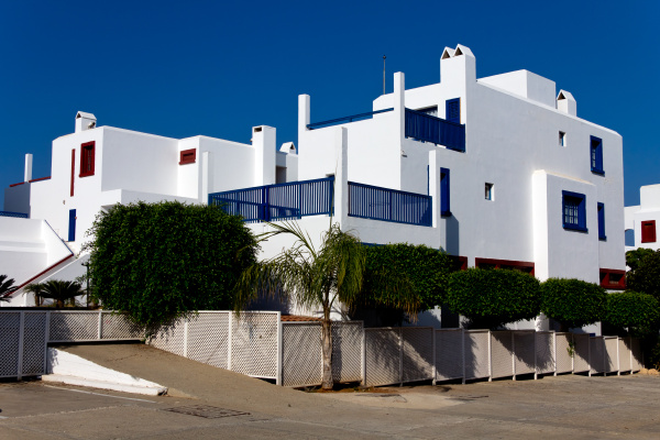 blu casa costruzione vendere in casa
