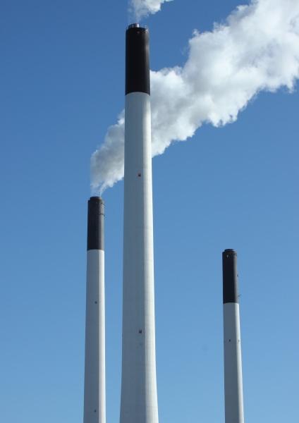 fumo blu salute ambiente industria industriale