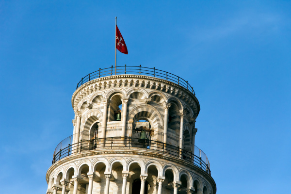 torre famoso toscana patrimonio pisa italia