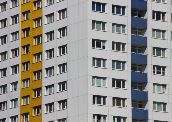 blu stile di vita balcone identico