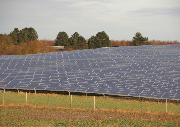 solare sostenibile