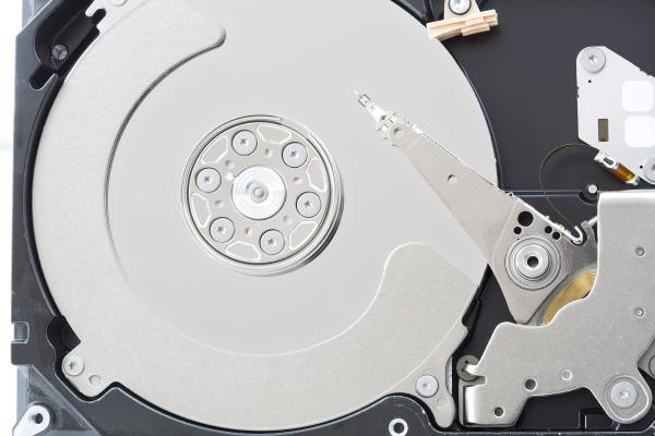 informazioni dati archiviazione dei dati disco