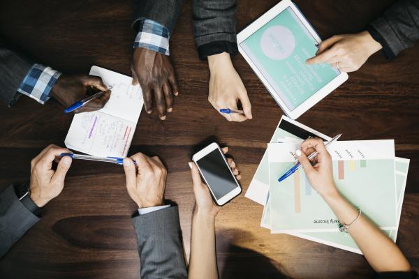 creative business persone