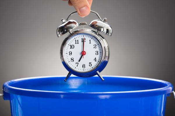 blu termine deadline tregua mano oggetto
