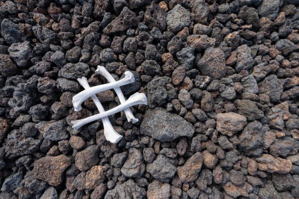 ossa, su, pietre - 28218169