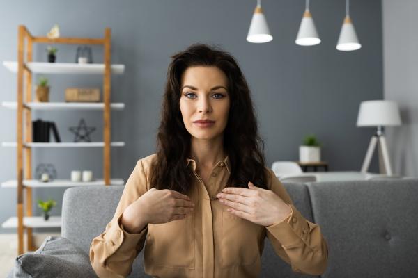 lingua dei segni per lapprendimento degli