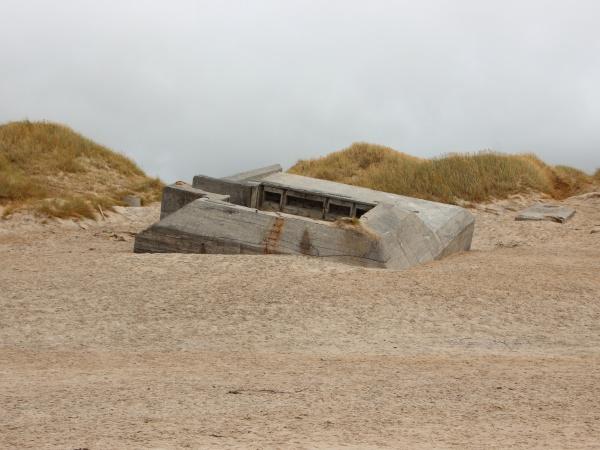 bunker, di, guerra, tedesco, sulla, costa - 29745672