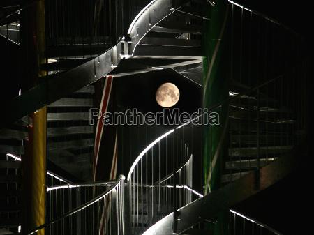 scala per la luna