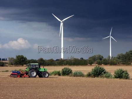 energia eolica e agricoltura