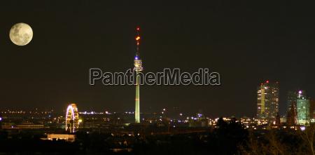 skyline di vienna