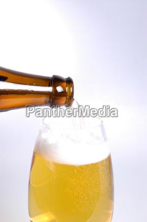 bicchiere bere fiore freddo estate ristoro