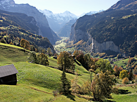 lauterbrunnen valley ii