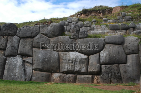 fortress to protect the inca capital