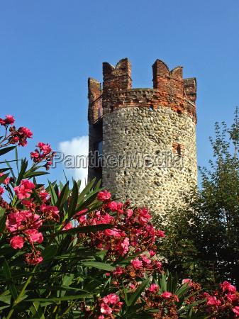 torre storia cultura vacanza vacanze fiore