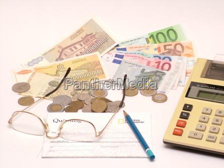 euro valuta denaro europa moneta monete