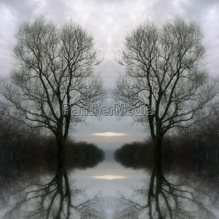lago magico