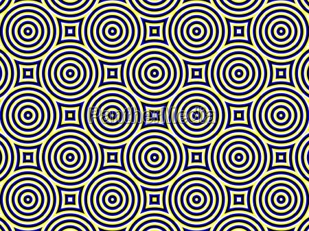 blu guardare osservare simmetria simmetrico animazione