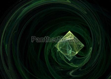bello bella arte fantasia cristallo geometria