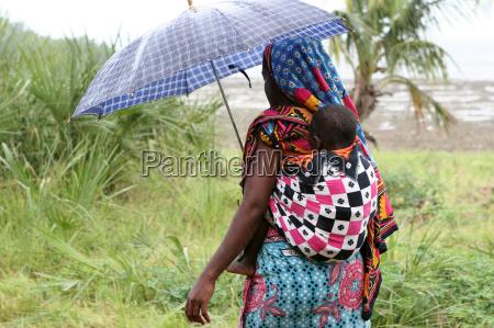 pioggia in kenya