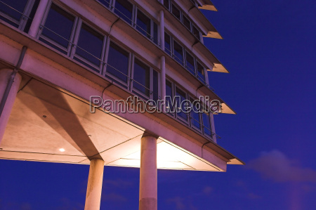 torre per uffici a porto di
