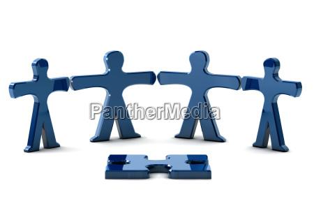 conversazione blu persone popolare uomo umano