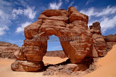 arco di roccia fozzigaren