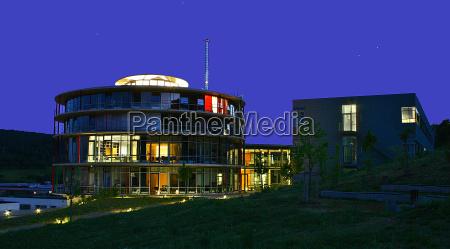 notte stile di costruzione architettura istituto