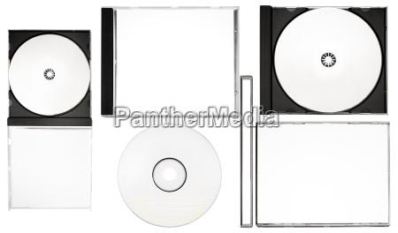 cd cover set