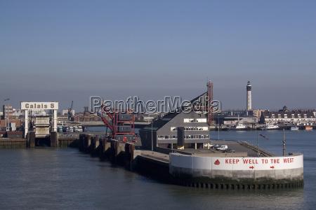 porto canale francia arrivo porti ferryboat