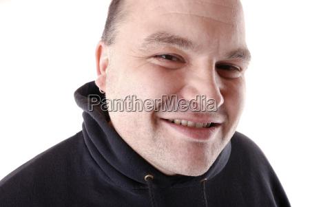 risata sorrisi amichevole grandangolo timido astuto