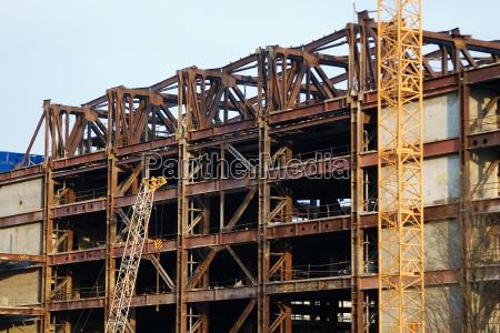demolition skeleton