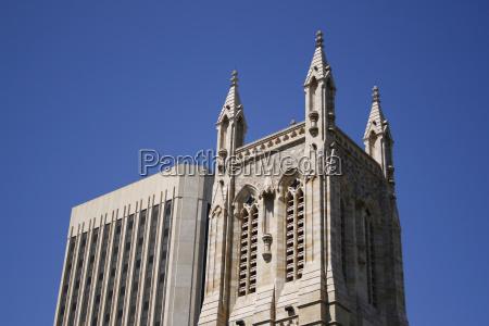 blu torre casa grattacielo costruzione religione
