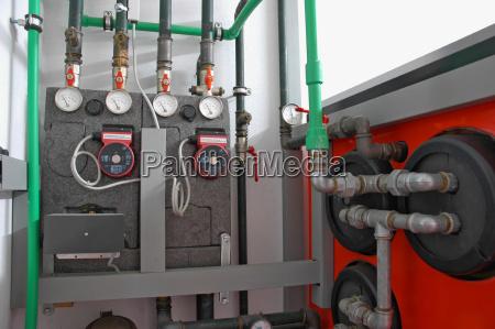 tubo riscaldamento calore riscaldamento a nafta