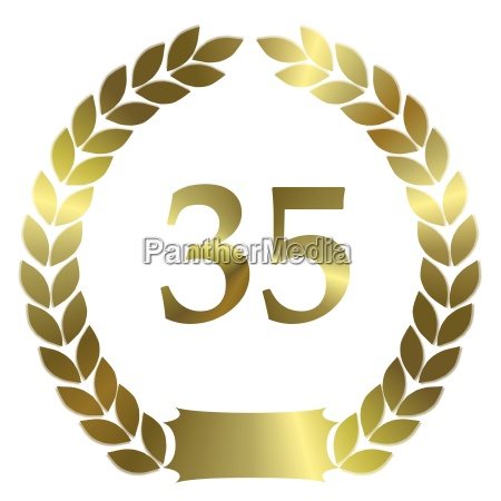 jubilee 35 years