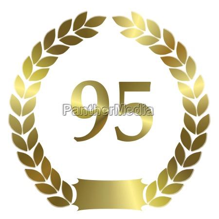 jubilee 95 years