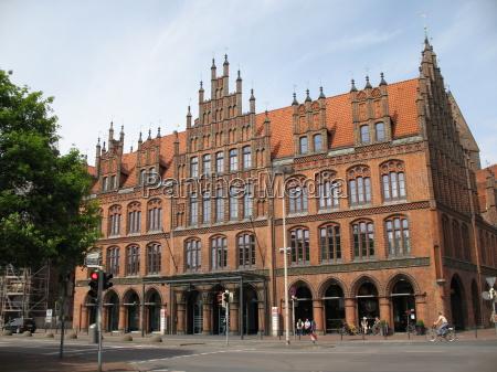 municipio della citta vecchia hannover