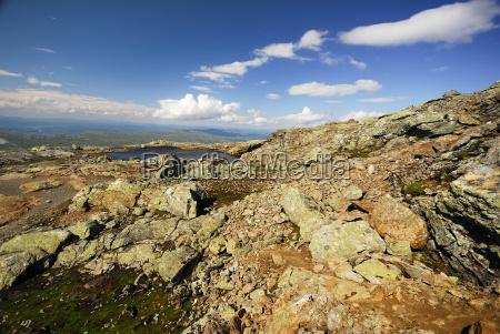 estate distanza larghezza estensione svezia rocce
