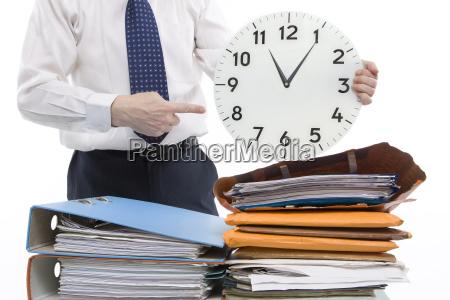 orario di lavoro
