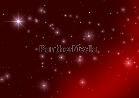 sfondo natale stelle