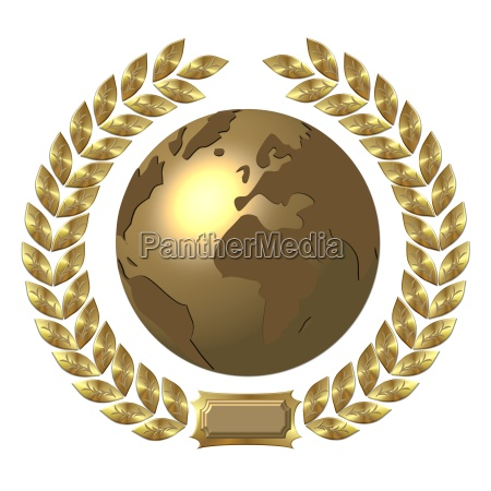 laurel wreath world