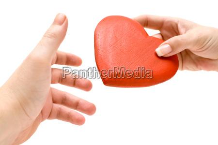 darvi il mio cuore