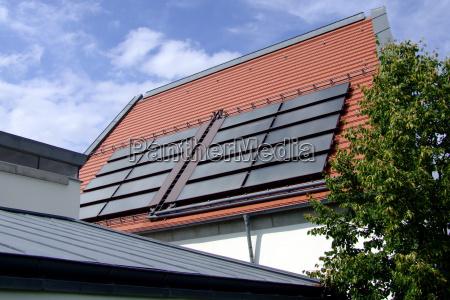 casa costruzione energia solare pannello solare