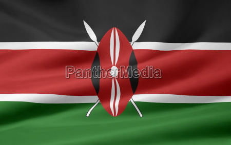 bandierina keniana