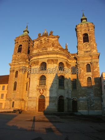 chiesa tramonto basilica vigneto